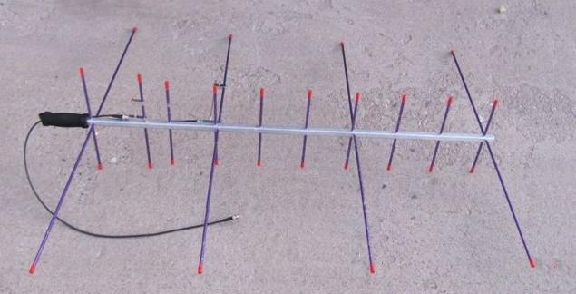 Arrow Antenna Hand Held Portable dual band 146 437 440 arrowii Yagi